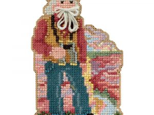 Grand Canyon Santa Mill Hill Ornament Kit MH 20-1832