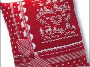 Joyeux Noel Cross Stitch Pattern by JBW Designs C8923