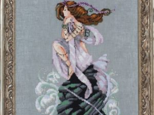 Andromeda Cross Stitch Pattern by Mirabilia MD 149