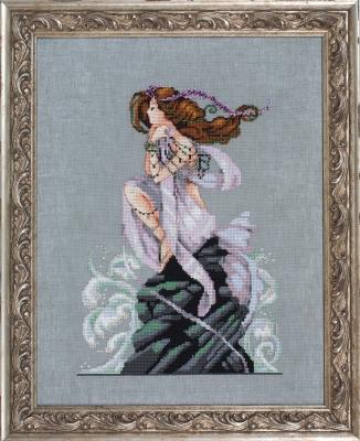 Andromeda Cross Stitch Pattern by Mirabilia MD 149