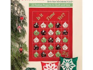 Celebrate Christmas Book from That Patchwork Place TPX-B1236