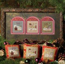 Santa's Flight Pattern by Shepherds Bush
