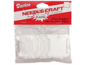 Darice Plastic Floss Bobbins