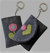 Key Case Pattern by Marg Low