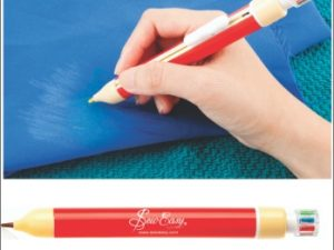 Water Soluble Marking Pencil 6 Colours from Sew Easy ER292