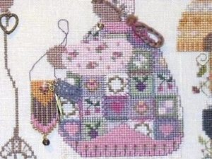 Earth Gatherer Pattern and Charm Pack from Shepherds Bush