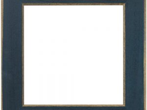 "Frame 6"" x 6"" Matte Blue by Mill Hill GBFRM2"