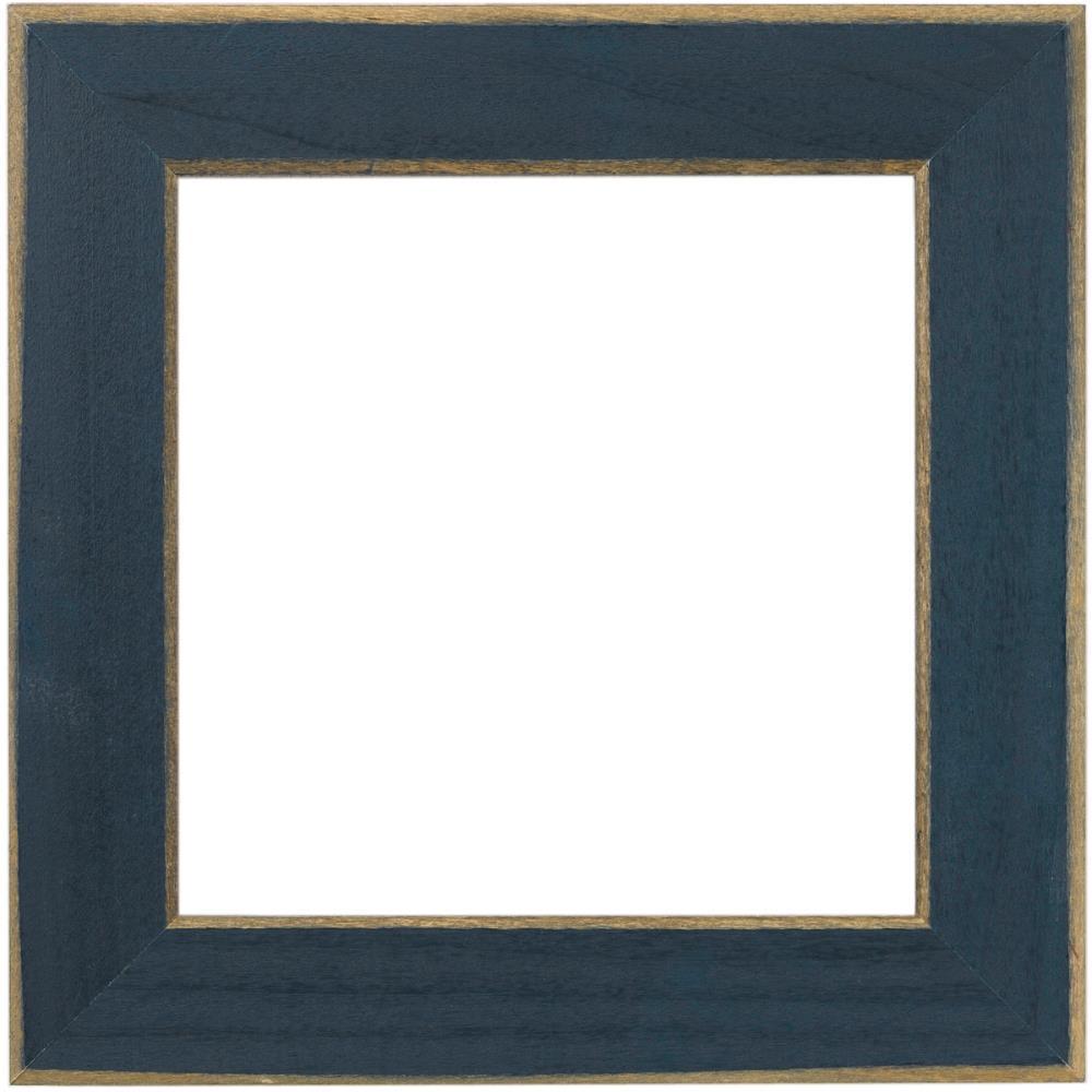 "Frame 6"" x 6"" Matte Blue by Mill Hill GBFRM2"