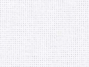 Zweigart 16 count White Aida Offcut 30cm x 110cm