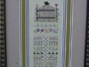 Garden Gate Sampler Kit from Shepherds Bush
