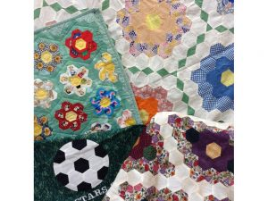 Hexagons Hybrid Style from Marti Mitchell 8302