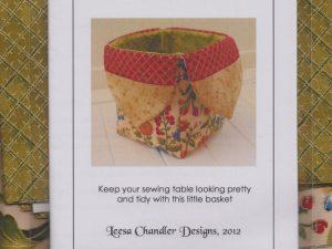 Tulip Tidy Up Kit by Leesa Chandler Designs