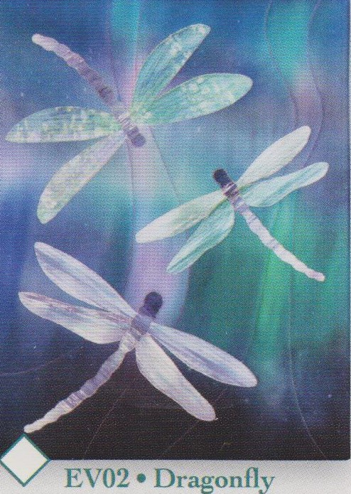 Dragonfly Applique Pattern from the Emerald Valley Collection by McKenna Ryan EV02