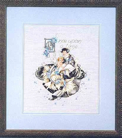 Fairy Tales Cross Stitch Pattern from Mirabilia MD20