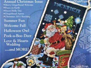 2011 Annual Christmas Issue from Stoney Creek  SUM11