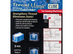 Thread Magic Cube by Taylor Seville
