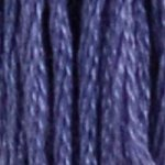 32  DMC Perle 8 Medium Dark Blueberry
