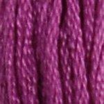 34  DMC Perle 8 Dark Fuchsia