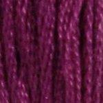35 DMC Perle 5 Very Dark Fuchsia