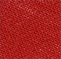 32ct Christmas Red Belfast Linen by Zweigart 140cm wide