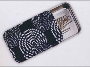 DMC Magnetic Needle Case New Design