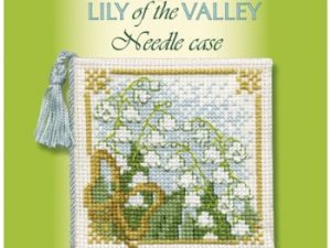 Lily of the Valley Needlecase Cross Stitch Kit from Textile Heritage