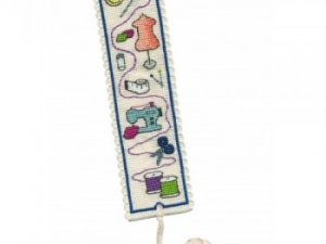 Sewing Bookmark Cross Stitch Kit from Textile Heritage