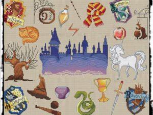 Harry Potter 2 Cross Stitch Pattern by Les Petites Croix de Lucie
