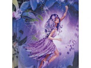 Fairies Cross Stitch Kit by Riolis R0011PT