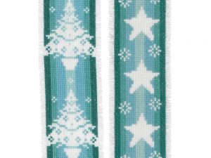 Winter Bookmarks Cross Stitch Kit from Vervaco V0158102