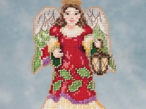 Angel with Lantern Mill Hill Kit by Jim Shore JS20-1612