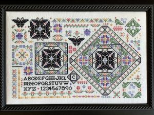 Creation 1 Cross Stitch pattern by Rosewood Manor RMS1098