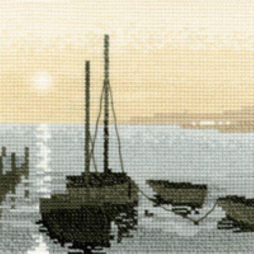 Safe Harbour Cross Stitch Kit by Heritage Crafts HCK331