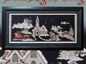 Silent Night Medley Cross Stitch Pattern by Stoney Creek SCB481