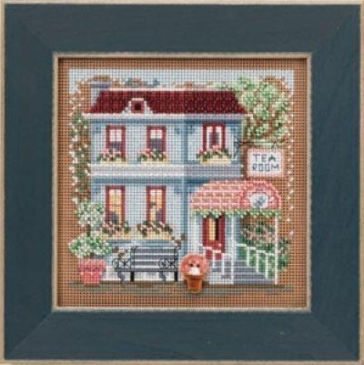 Tea Room  Mill Hill Kit Cross Stitch Kit MH14-3102